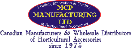 Logo, MCP Manufacturing LTD.